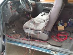 Minor wiring.